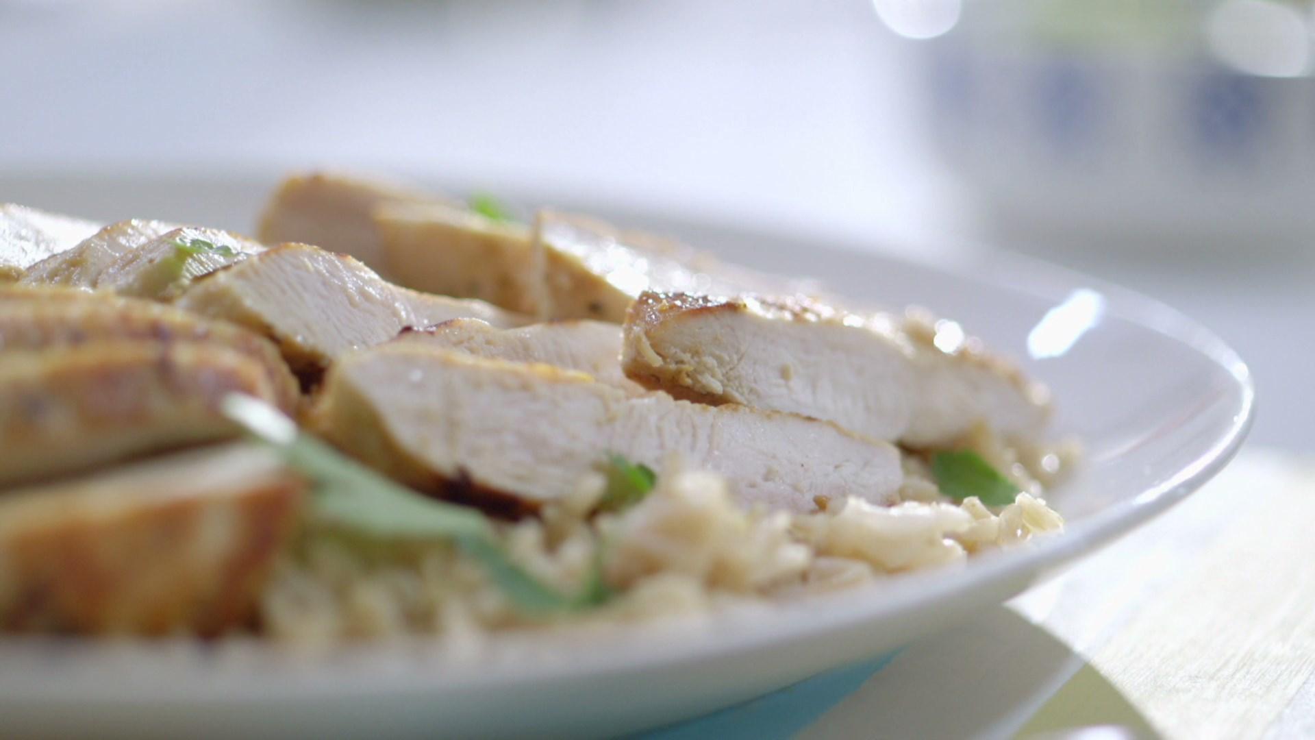Poulet la vinaigrette cuisine fut e parents press s - Cuisine tv recettes 24 minutes chrono ...