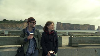 Patrick Dionne et Miki Gingras, cueilleurs d'histoires à l'Île Bonaventure
