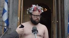 Le volet masculin des Femen