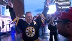 Défi avant-match Canadiens / Bruins