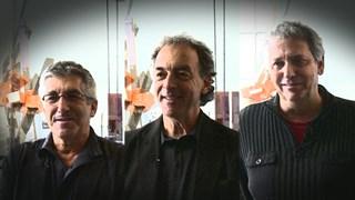 Les trois mousquetaires du FCIAT