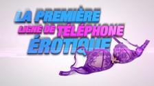 La première ligne de téléphone érotique