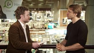 Tristan Malavoy rencontre Deni Béchard