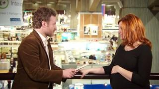 Salon du livre de Montréal | Tristan Malavoy rencontre Geneviève Pettersen