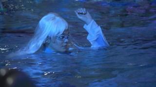 Musique libre… à la piscine