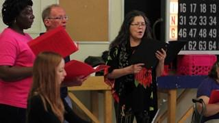 Le Chœur d'Alexandrie : Chanter, c'est la joie de vivre!