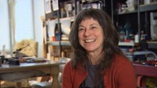 Diane Landry, récipiendaire de la bourse de carrière Jean-Paul-Riopelle