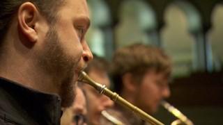 Les trompettes dans les cantates de Noël de J.S. Bach