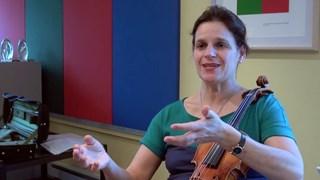 Le Quatuor Molinari présenté par Olga Ranzenhofer