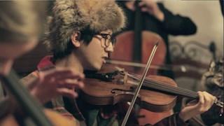 collectif9 : Petit concerto pour Carignan (A. Gagnon)/Les Chaises Berçantes