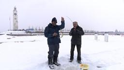 Défi pêche sur glace