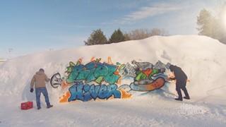 « Ride » ton hiver
