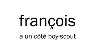 Humains de REGARD | François Brochet