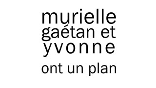 Humains de REGARD | Murielle, Gaétan et Yvonne