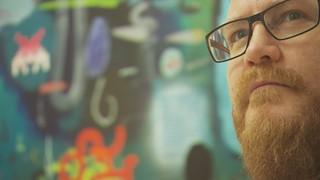 Dan Brault, un peintre parmi les Cent