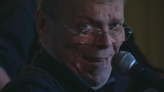 Bob Walsh en coulisse   Jazz et Blues de Saguenay
