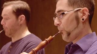 Le hautbois dans les cantates de J. S. Bach