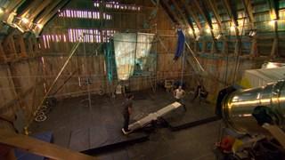 Machine de cirque | L'énergie des mecs!
