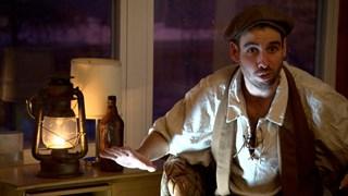 Patrick Dubois : conteur et quêteux