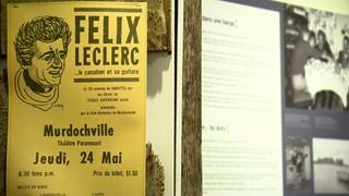 Félix Leclerc   La Gaspésie sous sa plume... et sur le cœur