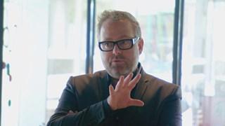 Alexandre Taillefer, de l'art à l'entrepreunariat