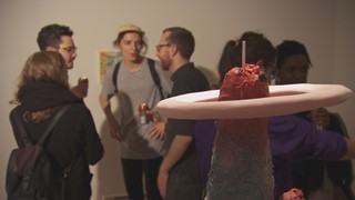 Les anneaux de Saturne : une exposition collective qui fait pop up!