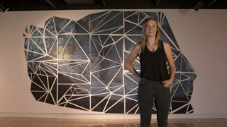 Chloé Beaulac remporte le Prix Télé-Québec à la Biennale d'estampe de Trois-Rivières