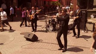 Mackenzie Rhythm Section   Brand new dances   Les Sessions #LaFab