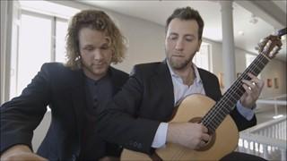 Philippe Sly et Adam Cicchillitti interprètent Schubert avec Radio-Canada