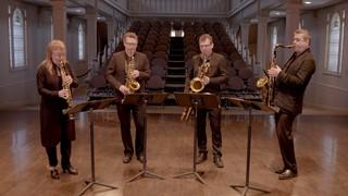 L'Accro du mois d'août : Marie-Chantal Leclair du quatuor de saxophones Quasar