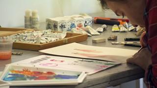 Murmures du quotidien au Symposium international d'art contemporain