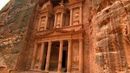 Petra, l'incroyable cité du désert