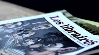 Revue Les libraires : Les dessous de la couverture