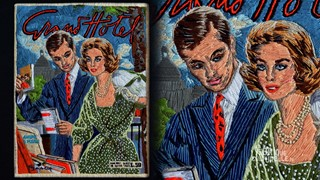 Michèle Provost et le photoroman italien