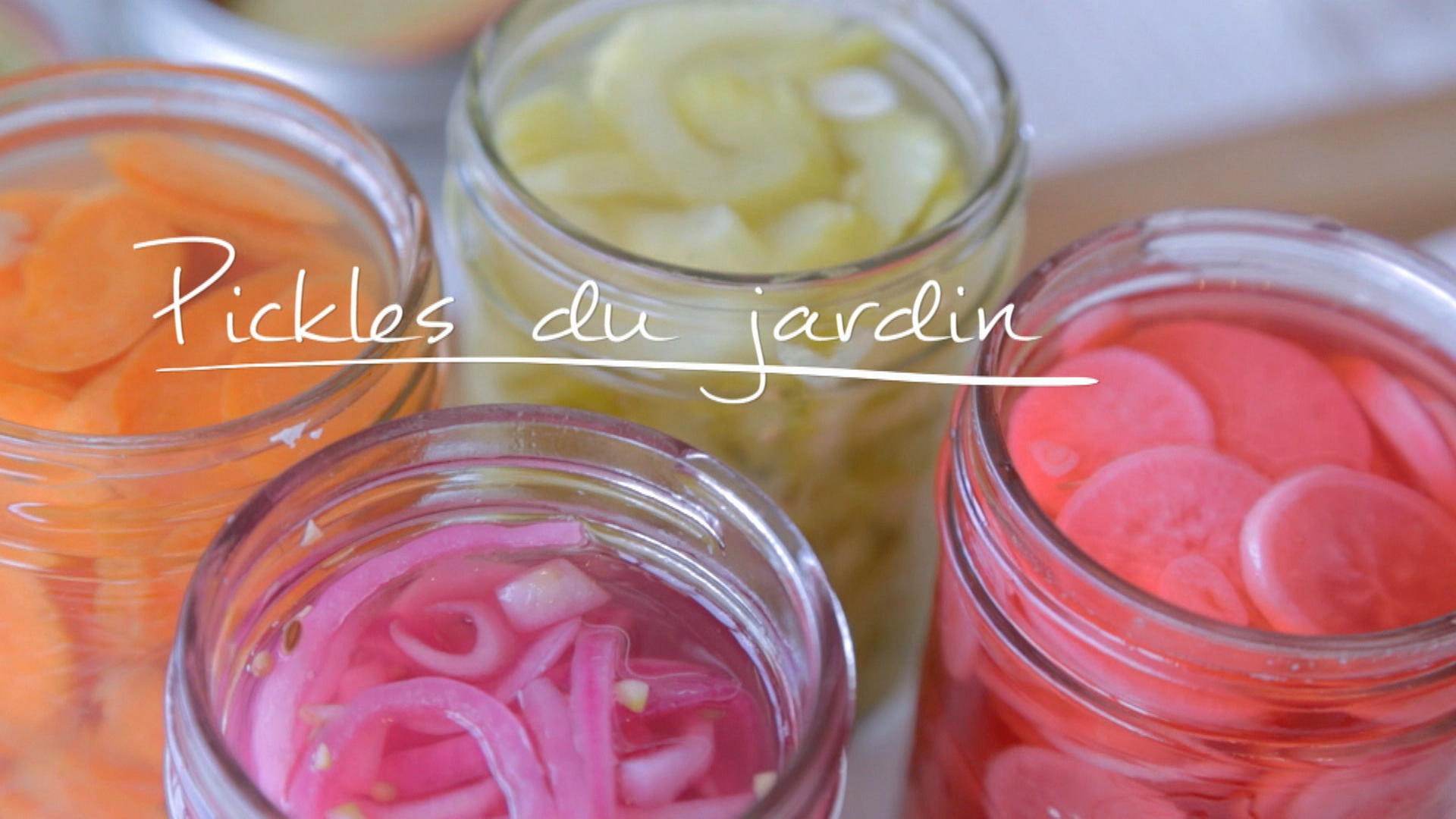 Pickles du jardin cuisine fut e parents press s for Du jardin a la cuisine benfeld