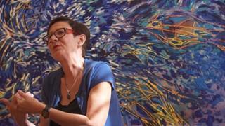 Louise Prescott explore la couleur des mots