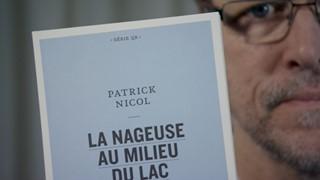 Patrick Nicol remporte le Prix littéraire « Récit, théâtre, contes et nouvelles » 2015