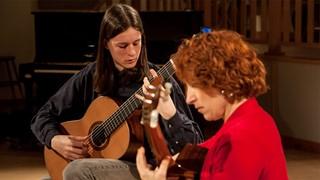 La guitare classique à l'UQAM - Maîtres en musique