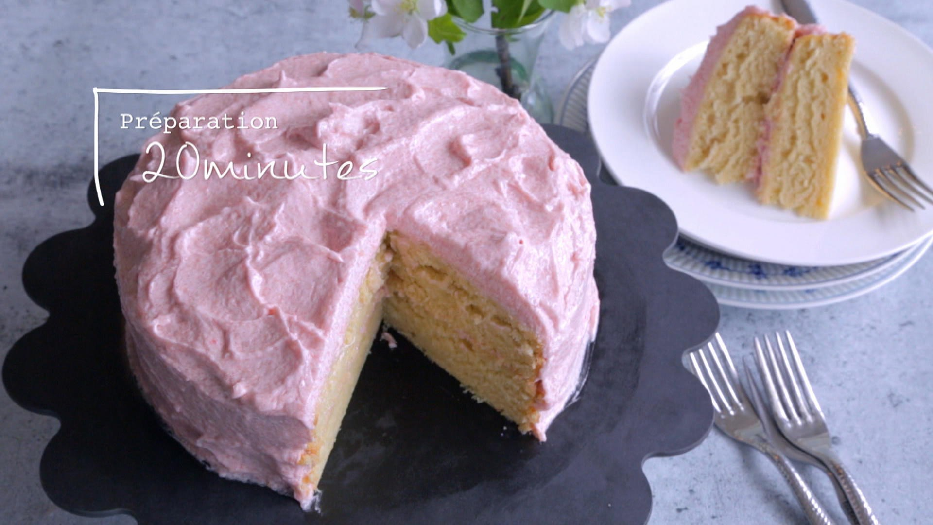 G Teau D 39 Anniversaire Sans Oeufs Ni Produits Laitiers Cuisine Fut E Parents Press S Zone