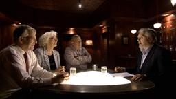 Table ronde avec d'anciens diplomates