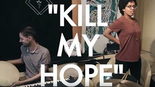 Folly & The hunter interpète « Kill My Hope »