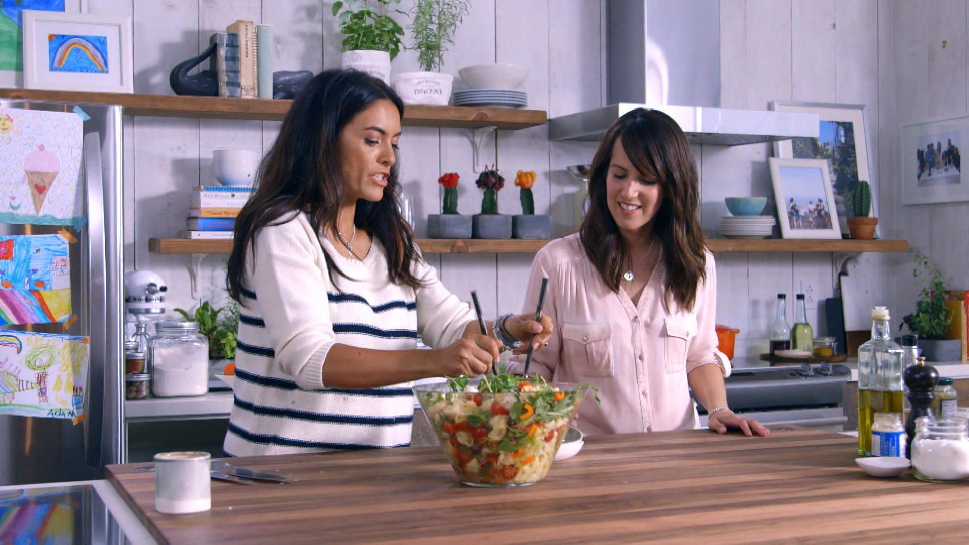 Cuisiner pour une gang salade potluck lasagne de for Cuisiner pour des amis
