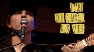 Éric Dion   D'enseignant à auteur-compositeur-interprète