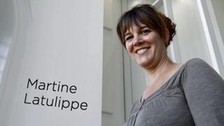 Inauguration de la Maison de la littérature : Martine Latulippe