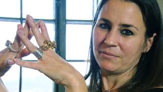 Des bijoux inspirés de l'Italie par Mitouka, joaillière