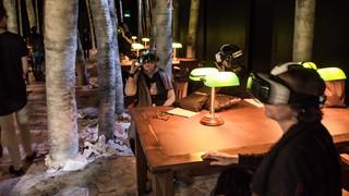 Robert Lepage, Alberto Manguel et BAnQ : La bibliothèque, la nuit!