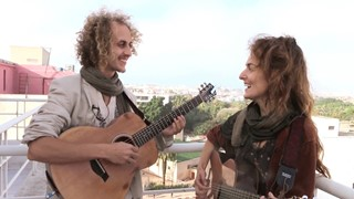 Visa For Music - Ilhaam Project «Go Out There» en session acoustique