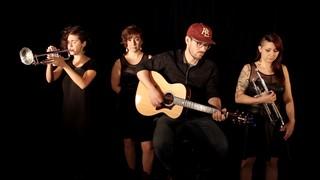 La Cabane - The Vasts «Pretty» en session acoustique