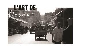 Résidence artistique et exposition à Casablanca pour Besner