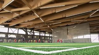 Le stade de soccer de Montréal